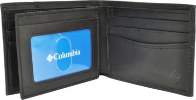 Columbia Columbia Extra-Capacity Slimfold Black - Columbia Men's Wallets