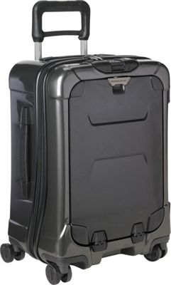 Briggs & Riley Briggs & Riley Torq International Carry-on Spinner Graphite - Briggs & Riley Kids' Luggage