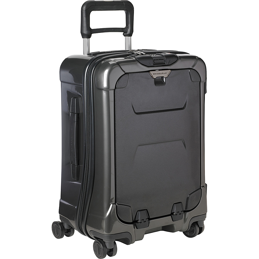 Briggs & Riley Torq International Carry-on Spinner Graphite - Briggs & Riley Kids' Luggage