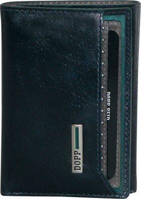 Dopp Beta RFID Three-Fold Navy - Dopp Men's Wallets