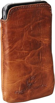 Rogue Wallets Rogue iPhone 4/4S Case Horween Brown - Rogue Wallets Electronic Cases