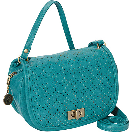 Roxy Eyes Wide Crossbody Shaded Spruce - Roxy Junior Handbags
