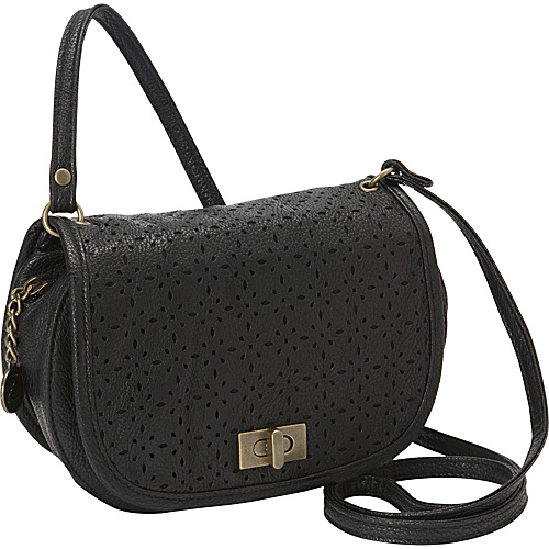 Roxy Eyes Wide Crossbody True Black - Roxy Junior Handbags