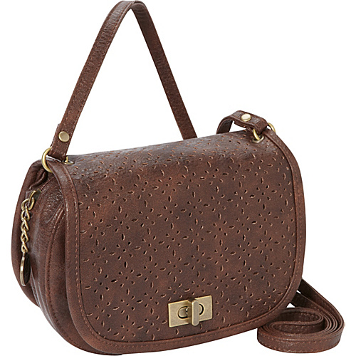 Roxy Eyes Wide Crossbody Decadent Chocolate - Roxy Junior Handbags