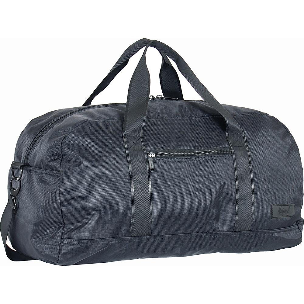 "Netpack U-zip 20"" Ballistic nylon duffel Black - Netpack Packable Bags"