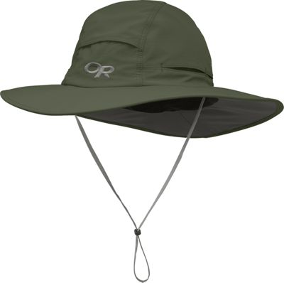 Outdoor Research Sombriolet Sun Hat M - Fatigue - Large - Outdoor Research Hats/Gloves/Scarves