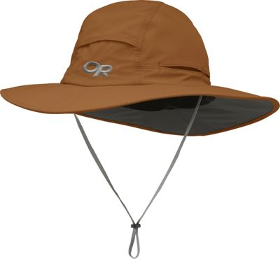 Outdoor Research Sombriolet Sun Hat XL - Fatigue - Large - Outdoor Research Hats/Gloves/Scarves
