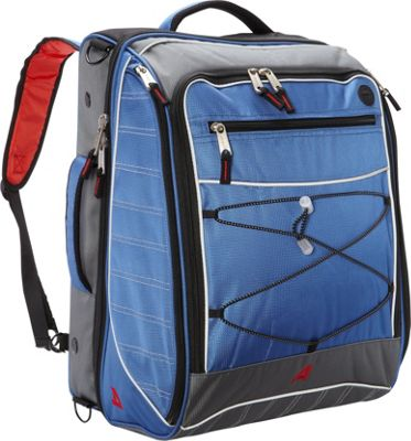 Athalon The Glider Boot Bag/Backpack GlacierBlue - Athalon Ski and Snowboard Bags
