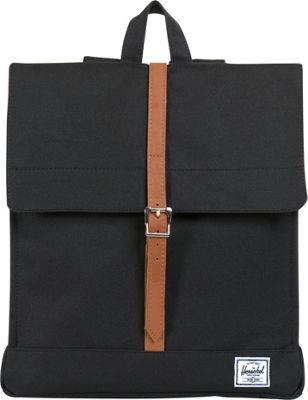 Herschel Supply Co. City Backpack Black - Herschel Supply Co. Everyday Backpacks
