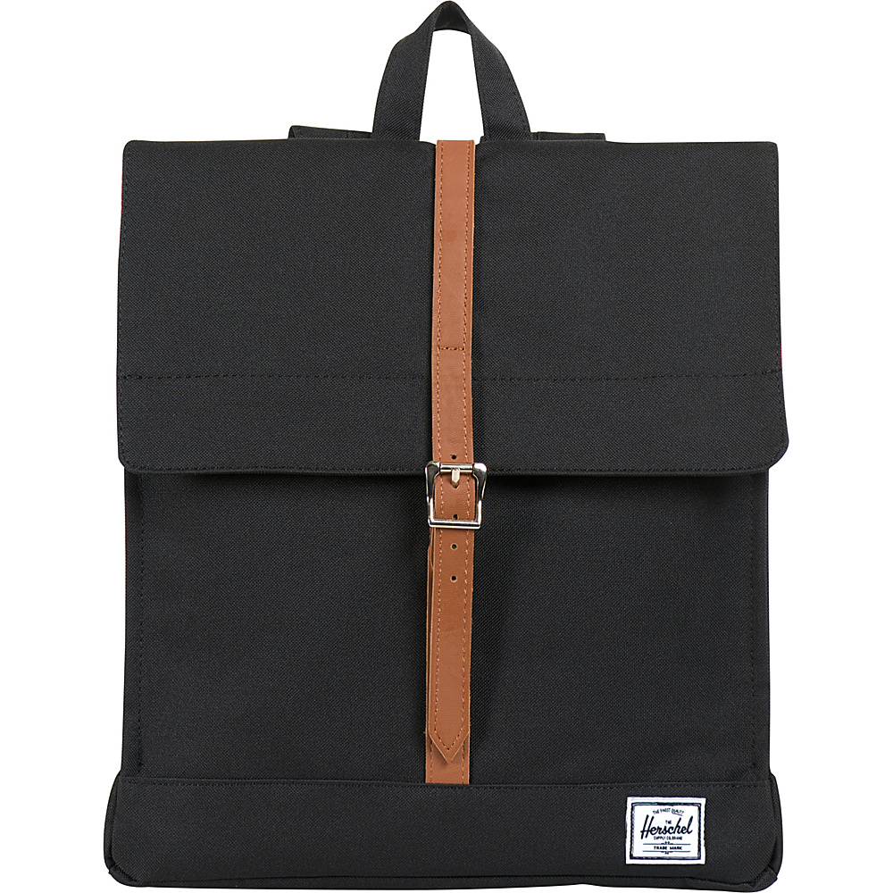 Herschel Supply Co. City Backpack Black Herschel Supply Co. Everyday Backpacks