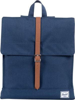 Herschel Supply Co. City Backpack Navy - Herschel Supply Co. Everyday Backpacks