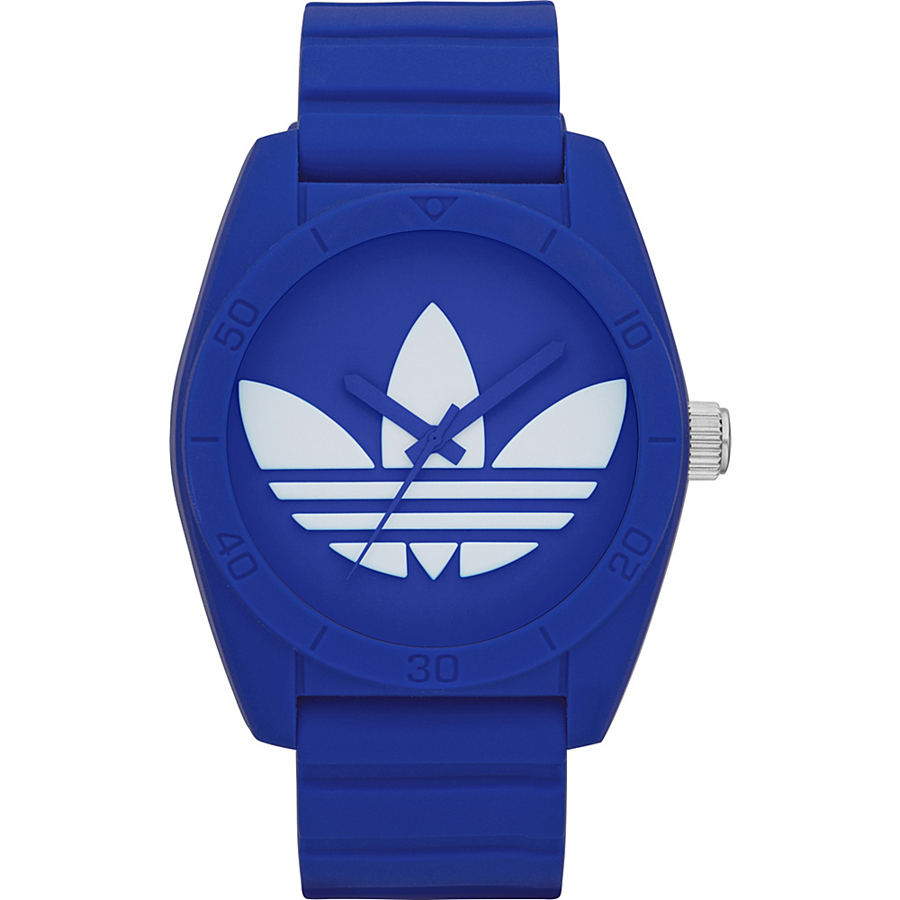 adidas watches Santiago Royal Blue with White - adidas watches Watches