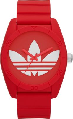 adidas watches Santiago Red with White - adidas watches Watches