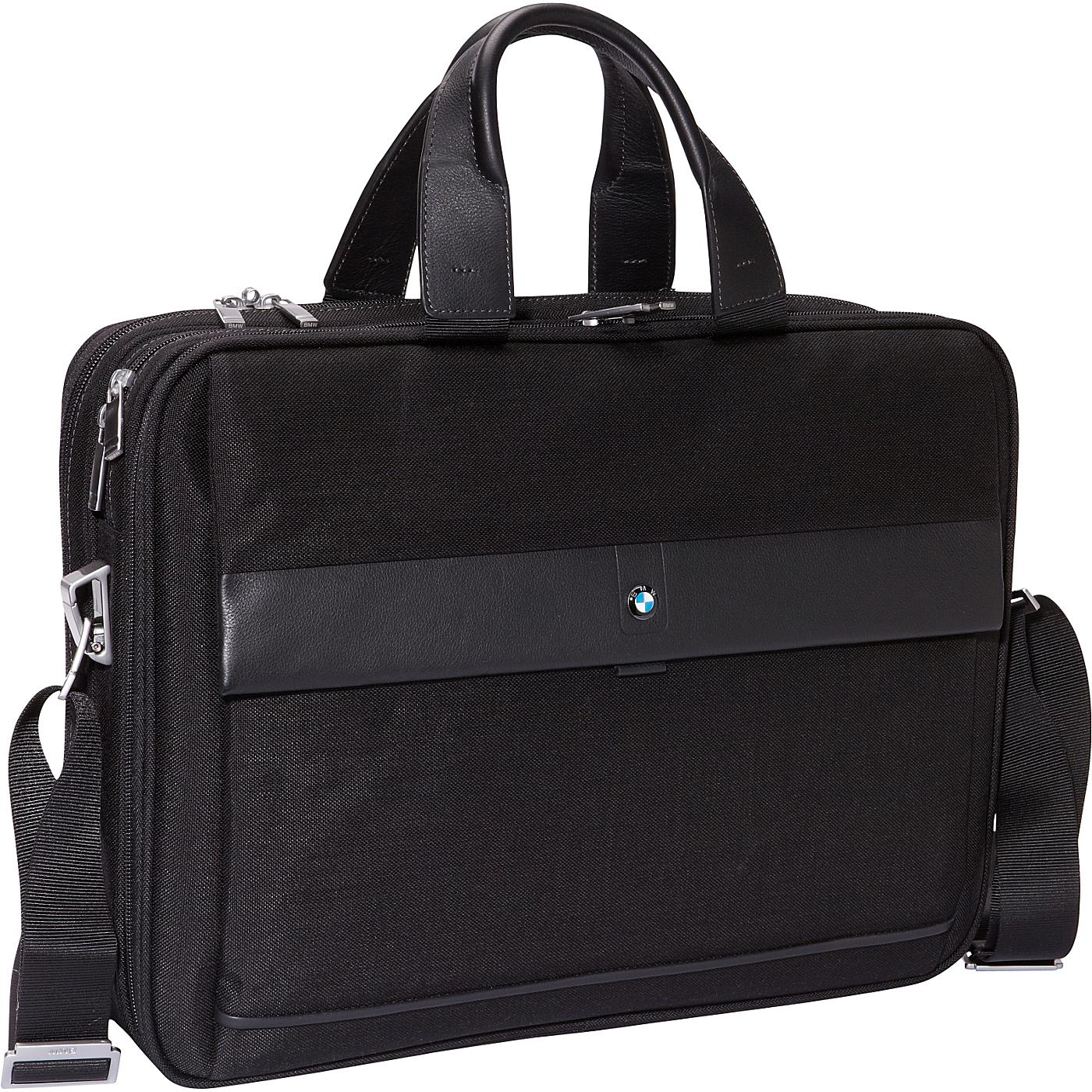 ScanSmart Toploader Black   BMW Luggage Non Wheeled Computer Cases