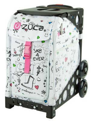 ZUCA Sport SK8/Black Frame Sk8 -Black - ZUCA Other Sports Bags