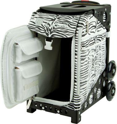 ZUCA Sport Zebra/Black Frame Zebra - Black Frame - ZUCA Other Sports Bags