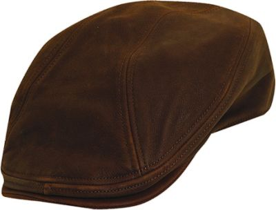 Stetson Argus - Oily Timber Leather Ivy L - Brown - Stets...