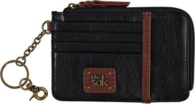 The Sak Iris Card Wallet Black Onyx - The Sak Women's Wallets