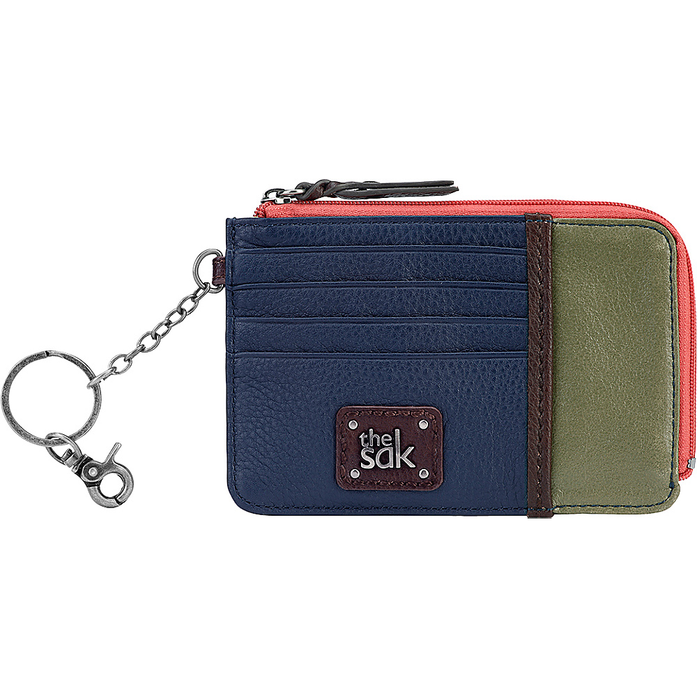 The Sak Iris Card Wallet Martini Block The Sak Women s Wallets