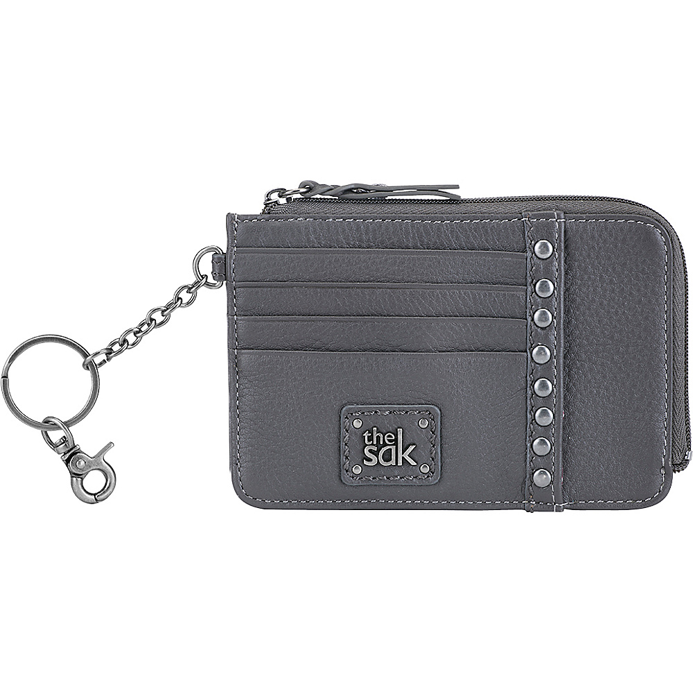 The Sak Iris Card Wallet Slate Studs The Sak Women s Wallets