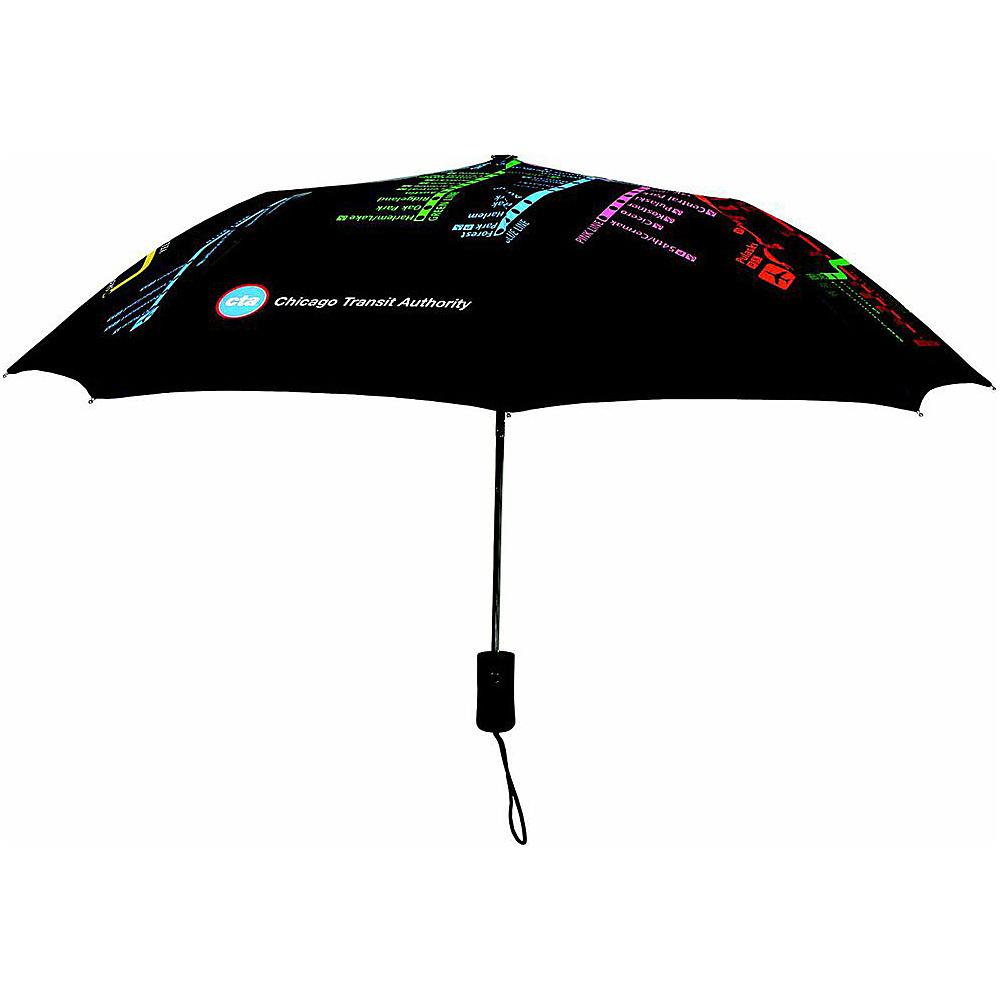 Leighton Umbrellas CTA Umbrella navy multi Leighton Umbrellas Umbrellas and Rain Gear