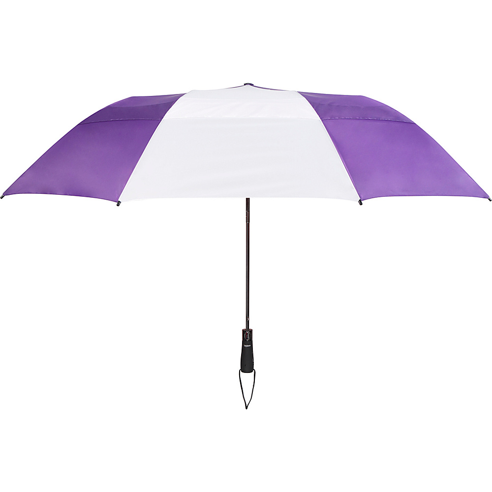 Rainkist Umbrellas MVP WHITE PURPLE Rainkist Umbrellas Umbrellas and Rain Gear