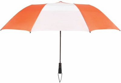 Rainkist Umbrellas MVP WHITE/RUST - Rainkist Umbrellas Umbrellas and Rain Gear