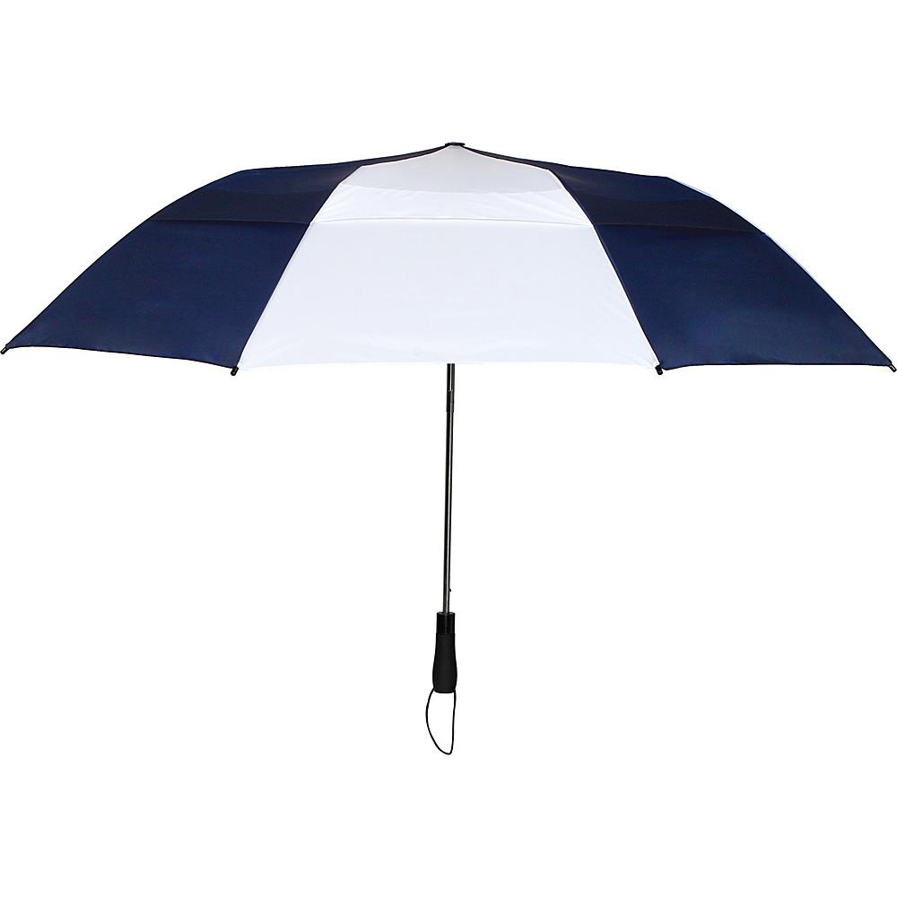 Rainkist Umbrellas MVP WHITE NAVY Rainkist Umbrellas Umbrellas and Rain Gear