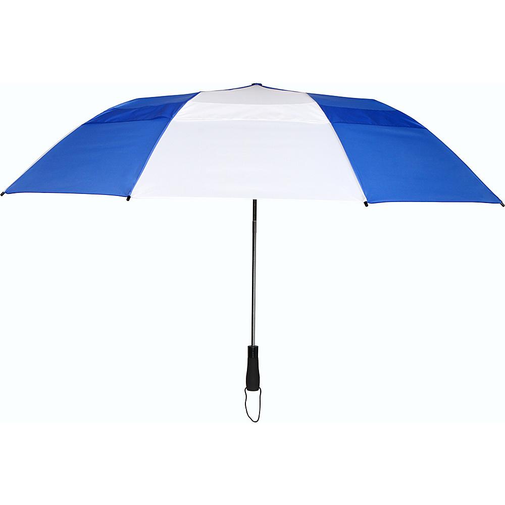 Rainkist Umbrellas MVP WHITE BLUE Rainkist Umbrellas Umbrellas and Rain Gear