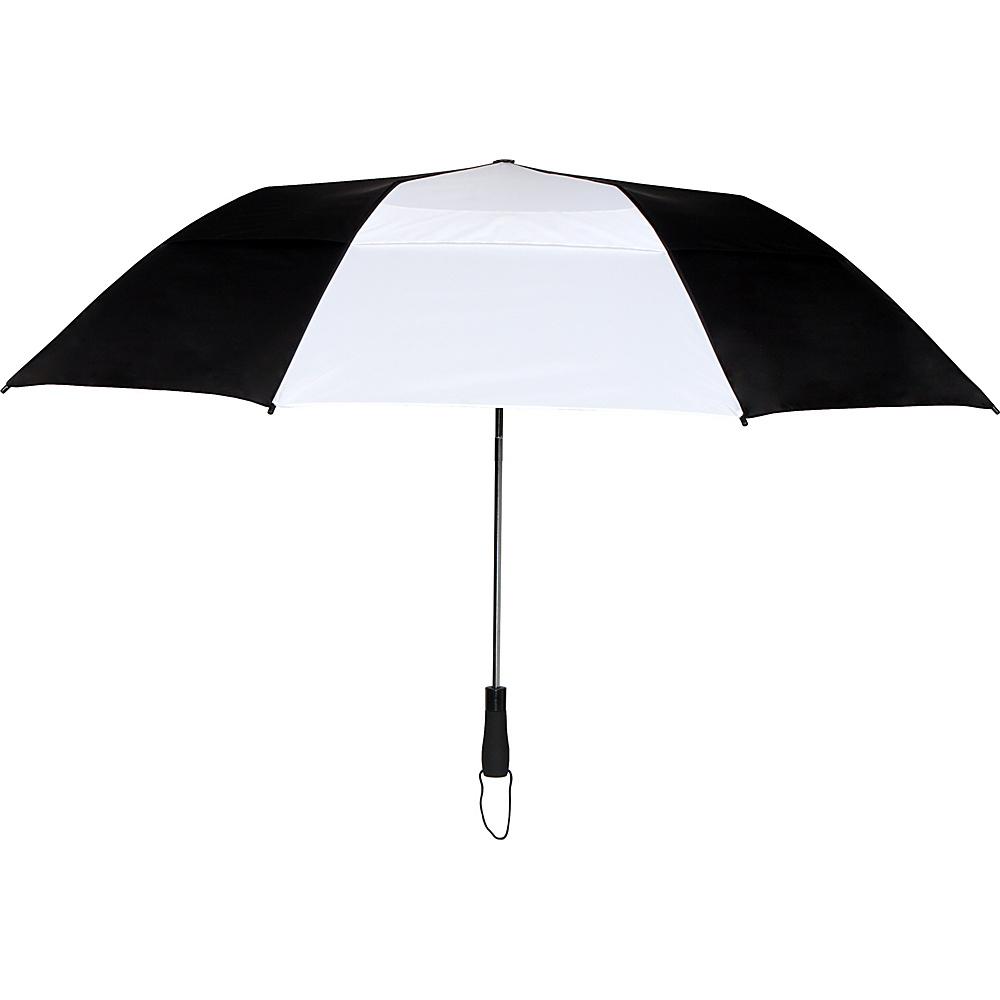Rainkist Umbrellas MVP WHITE BLACK Rainkist Umbrellas Umbrellas and Rain Gear