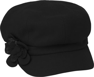 Betmar New York Lydia One Size - Black - Betmar New York Hats/Gloves/Scarves