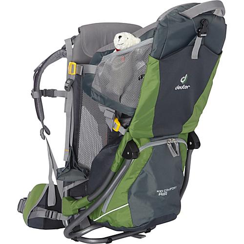 Deuter Kid Comfort Air Granite/Emerald - Deuter Baby Carriers & Strollers