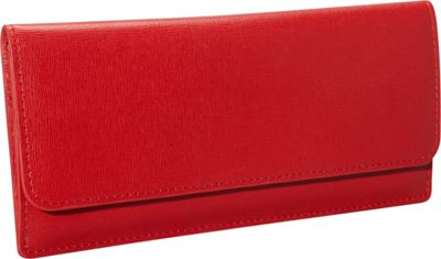 Royce Leather Royce Leather Freedom Wallet for Women Red - Royce Leather Women's Wallets