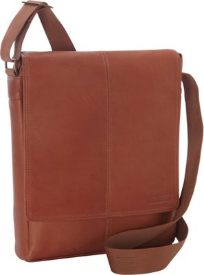 Kenneth Cole Reaction Day Down a Plan Colombian Leather Tablet Bag - EXCLUSIVE Tan - Kenneth Cole Reaction Designer Handbags