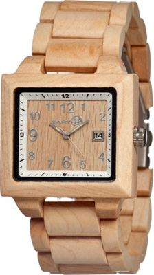 Earth Wood Culm Tan - Earth Wood Watches