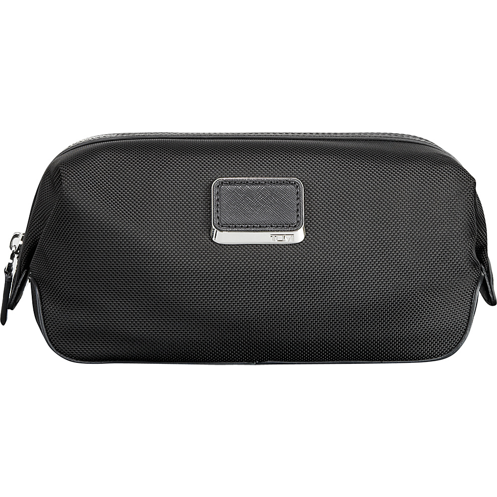 Tumi Astor Cooper Travel Kit Black - Tumi Toiletry Kits