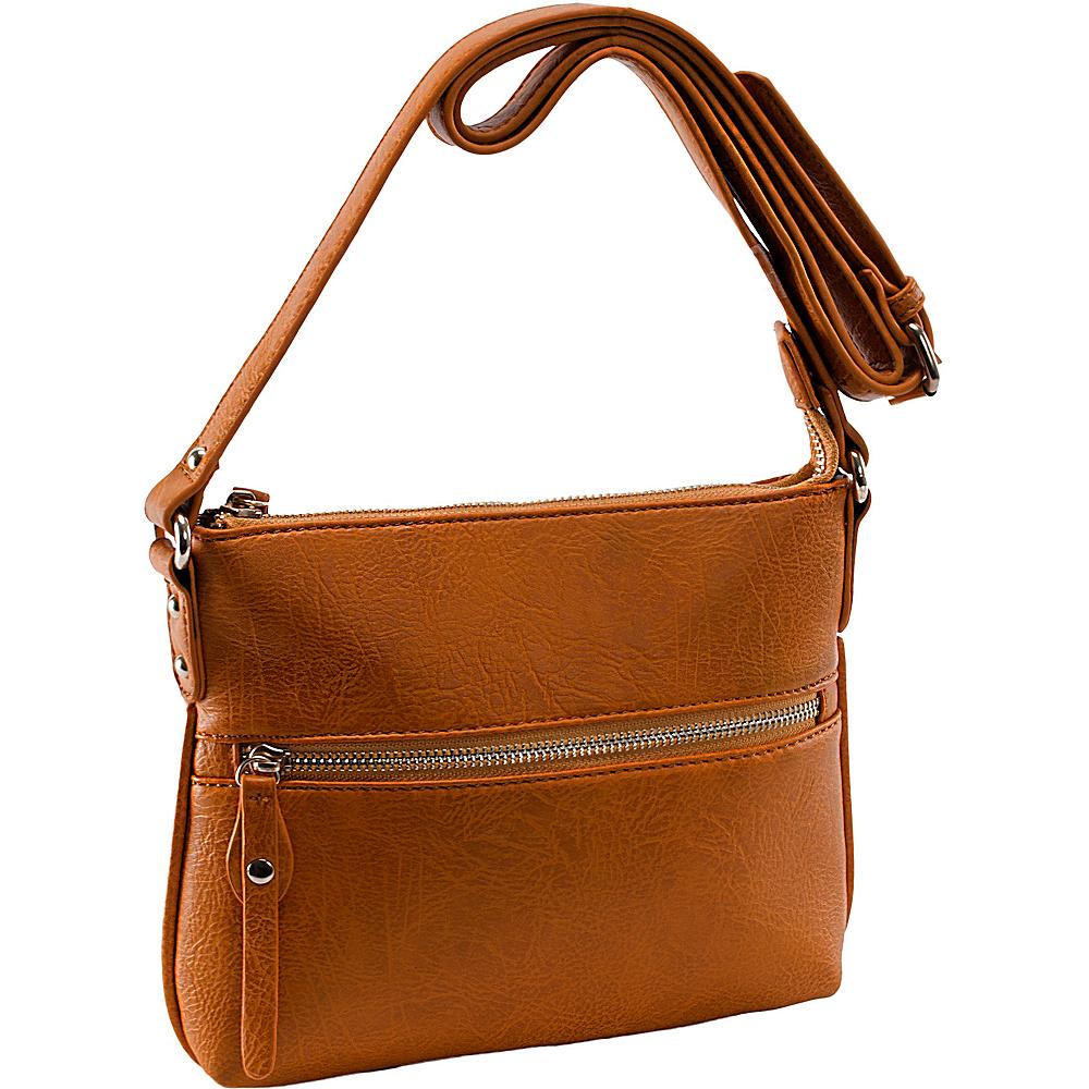 Parinda Ashen Mustard Tan - Parinda Manmade Handbags