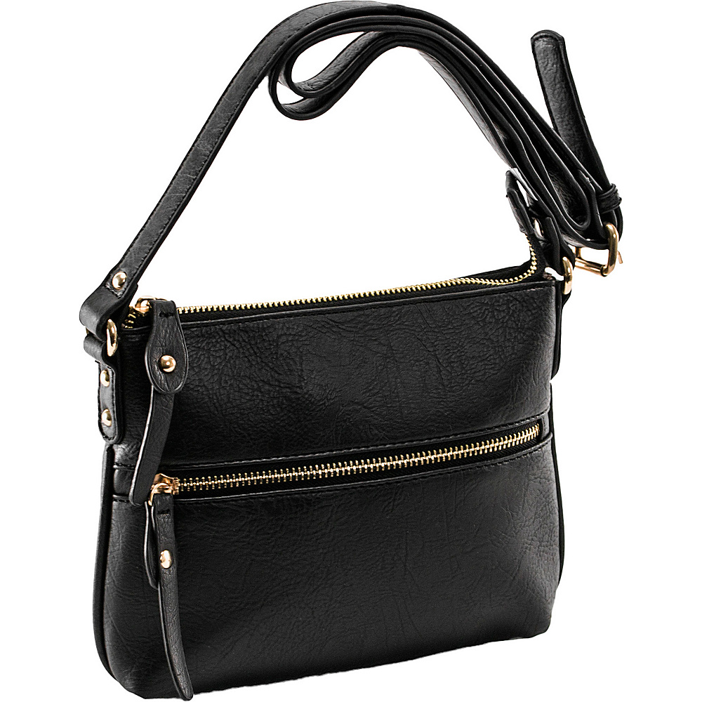 Parinda Ashen Black - Parinda Manmade Handbags