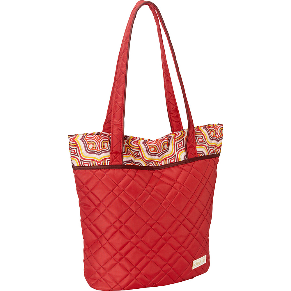 cinda b Essentials Tote Amore cinda b Fabric Handbags