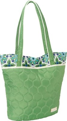 cinda b Essentials Tote Verde Bonita - cinda b Fabric Handbags