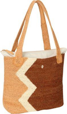 Helen Kaminski Lenora Geo Sorbet/Blonde/Sienna - Helen Kaminski Designer Handbags