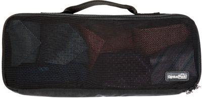 Genius Pack Tie Case BLACK - Genius Pack Travel Organizers