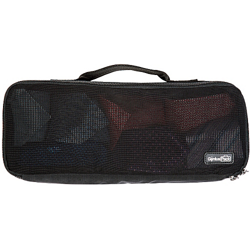 Genius Pack Tie Case BLACK - Genius Pack Packing Aids