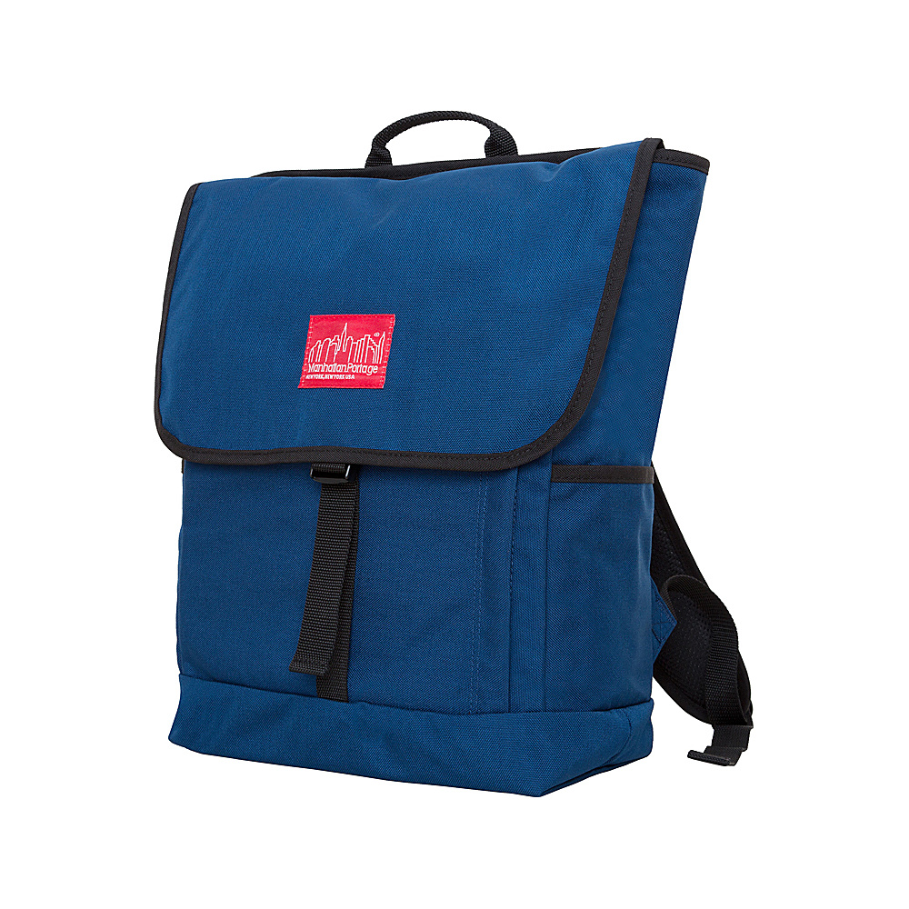 Manhattan Portage Washington Square Backpack Navy - Manhattan Portage Everyday Backpacks - Backpacks, Everyday Backpacks