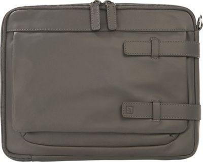 Tucano Tema Tablet Shoulder Bag Grey - Tucano Non-Wheeled Business Cases