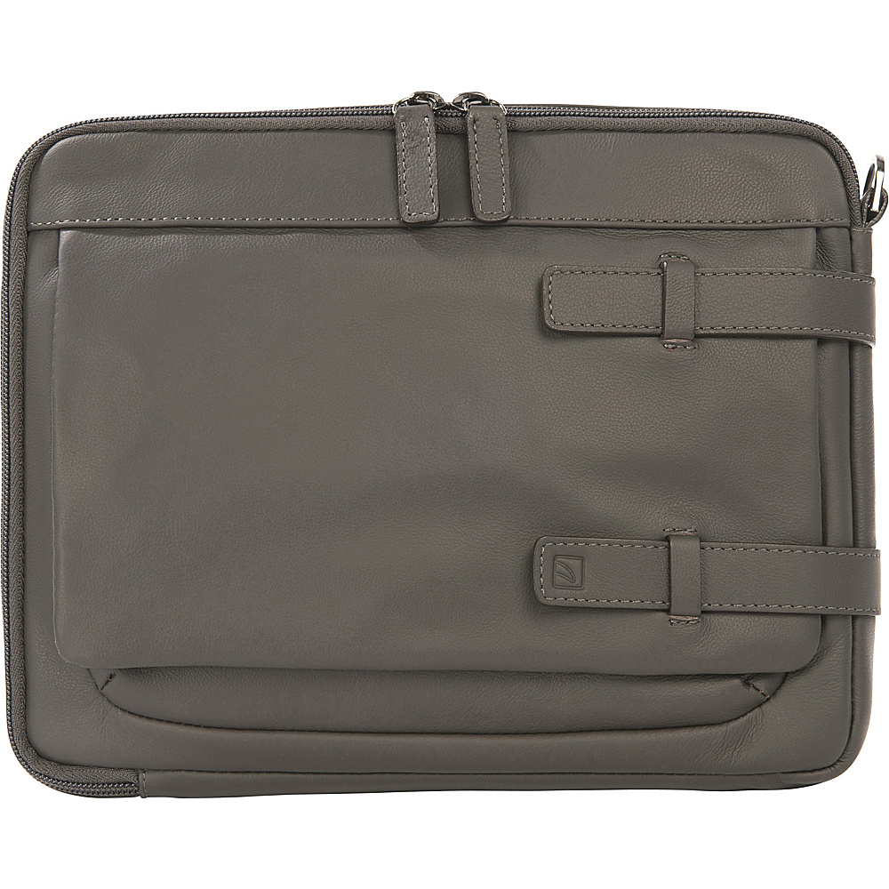 Tucano Tema Tablet Shoulder Bag Grey Tucano Non Wheeled Business Cases