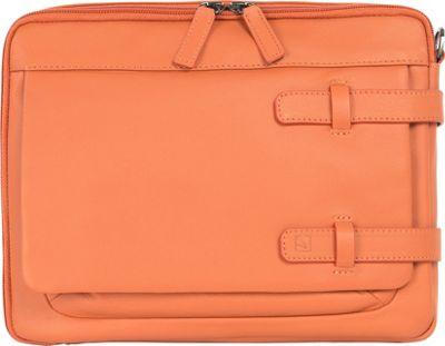 Tucano Tema Tablet Shoulder Bag Orange - Tucano Non-Wheeled Business Cases
