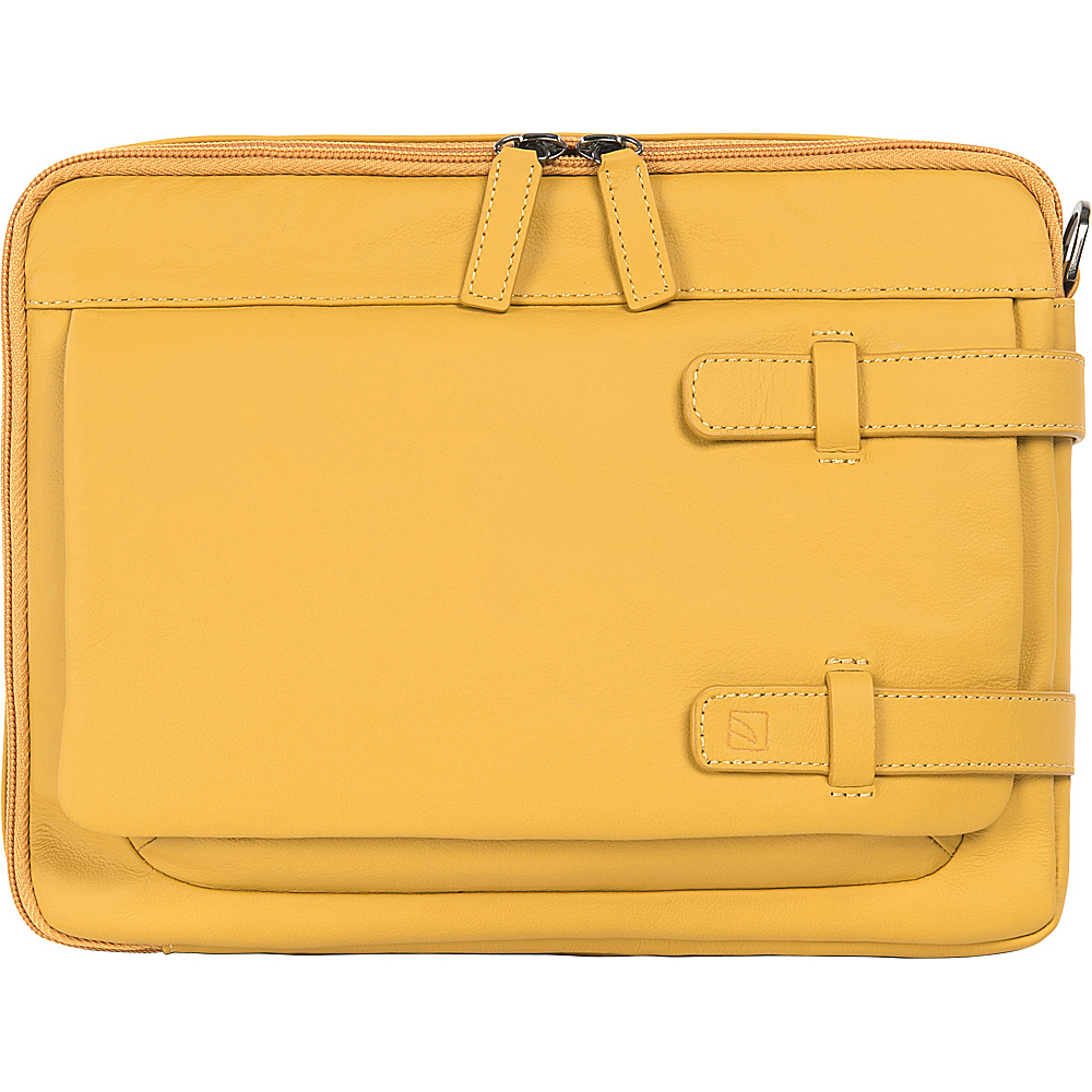Tucano Tema Tablet Shoulder Bag Yellow Tucano Non Wheeled Business Cases