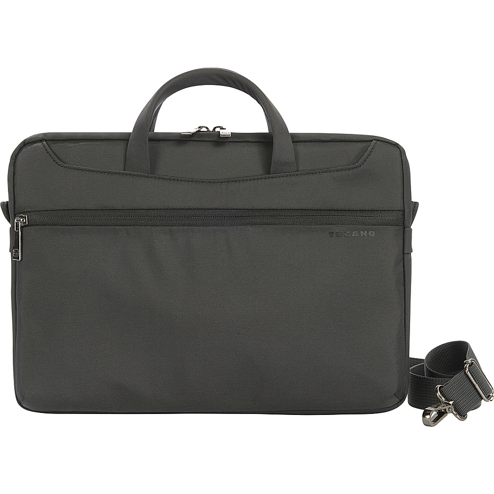 Tucano Work Out II MacBook Pro Slim Bag Black - Tucano Non-Wheeled Business Cases