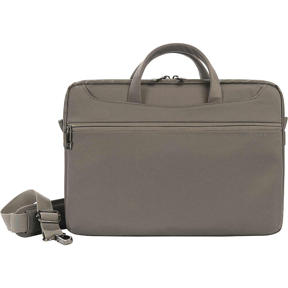 Tucano Work Out II MacBook Pro Slim Bag Grey Tucano Non Wheeled Business Cases